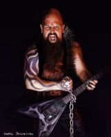 Kerry King by Moolver-sin