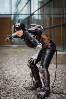 Catwoman - Injuctice by SaaraZ