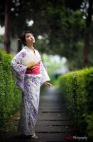 Sandy in Yukata6 by paten