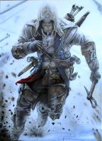 Assassin's Creed 3 by buntUNDkreativ