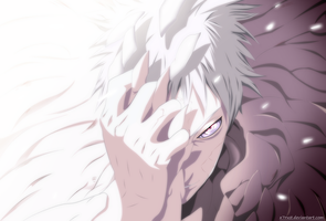 Naruto 637 -  Obito Jinchuuriki by X7Rust