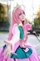 Adventure Time: Utena princess by palecardinal