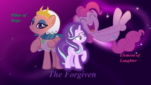 Hope, Laughter, and Forgiveness by rainbine94