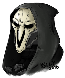 OverWatch - Reaper by NersoxD