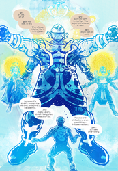 Supernaut #5 Page by mthemordant