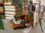 VONYC515: Christmas Shopping with Chainsaws by Hamsta180