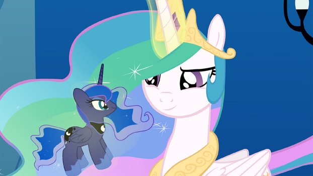 It's hard to be a princess by Agrol