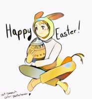 Happy Easter! by sammich