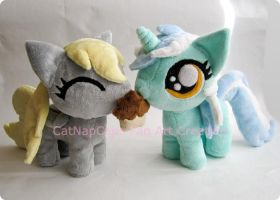 Yay for Sharing! by CatNapCaps