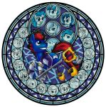 Commission Stainglass by SonicPegasus