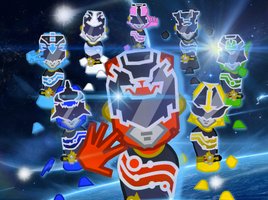 Star Sentai Hoshiger : Promo Pic by Sentaibrave