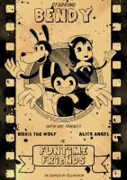 Contest - Bendy And The Ink Machine Chapter 3 by Marini4
