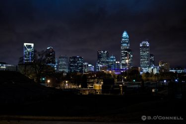 Charlotte at Night by sullenwolf