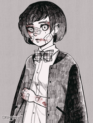 [Day 24]  Bruise Me, Beat Me by DrawKill