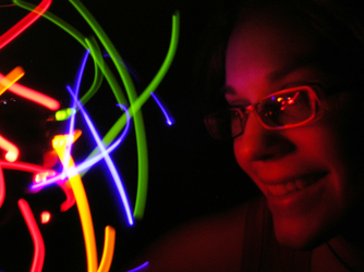 Rainbow Lights Kris - Dec 2008 by RePietEnterprises