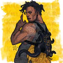 Killmonger by killamonstar