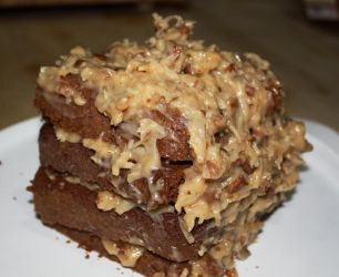 german chocolate cake by agent229