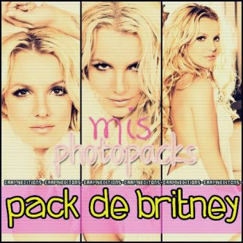 pack de britney 1 by kamilitapiglet