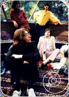 beatles by rosanx