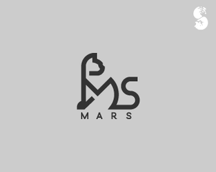 MARS-Logo by whitefoxdesigns
