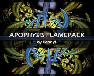 Apophysis Flamepack by Lucy--C