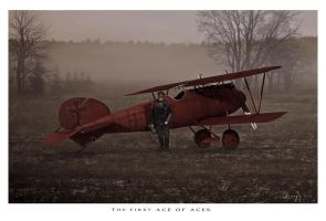 RedBaron Ace of Aces by rOEN911