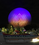 Character Display at Epcot IMG 0229 by TheDreamFinder