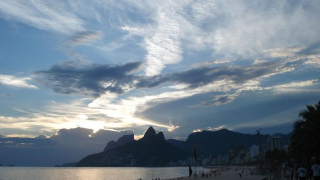 Ipanema dreams by orthuga