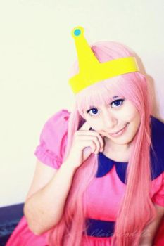 Princess Bubblegum 2 by angelace9