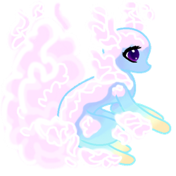 Fluffy Cloudy by gelertyfun4every1