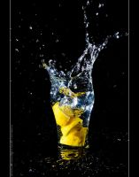 lemon splash 2 by gtimages