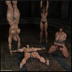 Peril: Welcome To The Dungeon 1 by FireHonest942