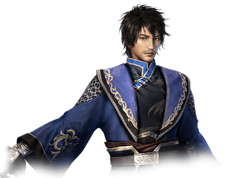 Xun You - Dynasty Warriors 9 Render by YukiZM