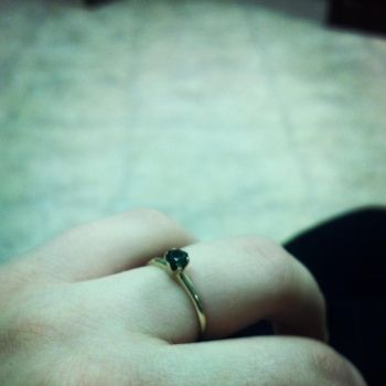 My special ring by Maireadlynn