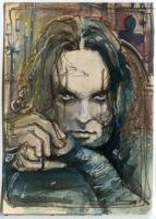 the crow by cowpatface