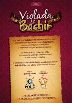 Menu Violada do Bachir by thiago-gomes