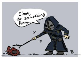 Dishonored, doodles 11 by Ayej