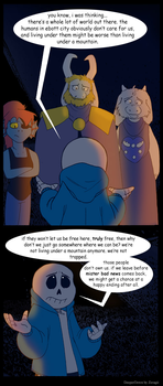 DeeperDown Page Fifty-Three by Zeragii