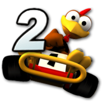 Moorhuhn Kart 2 Custom Icon by thedoctor45