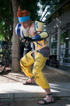 Fanime 2012 - Wakka by Giolon