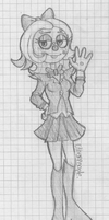 (Cuphead) Request - Don't mess with Queen Lisa by xoxOtherPeoplexox
