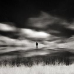 alone in the darkness by arayo