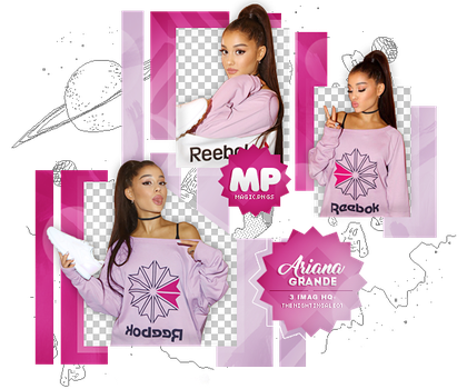 PACK PNG 1018| ARIANA GRANDE by MAGIC-PNGS