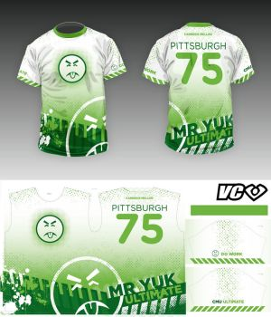 Mr. Yuk Ultimate Jersey by Konnetikut