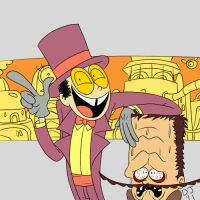 Superjail and such by dustindemon