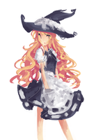 messy marisa by Silss