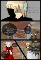 Leon May Cry - Page 8 by Doominatrix