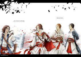 Assassin's Creed : From Past to Future. by VanRah