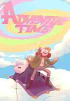 ADVENTURE TIME: ELEMENTS (Side A) by tooterscoot