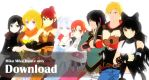 MMD RWBY + JNPR (DOWNLOAD) by Jakkaeront